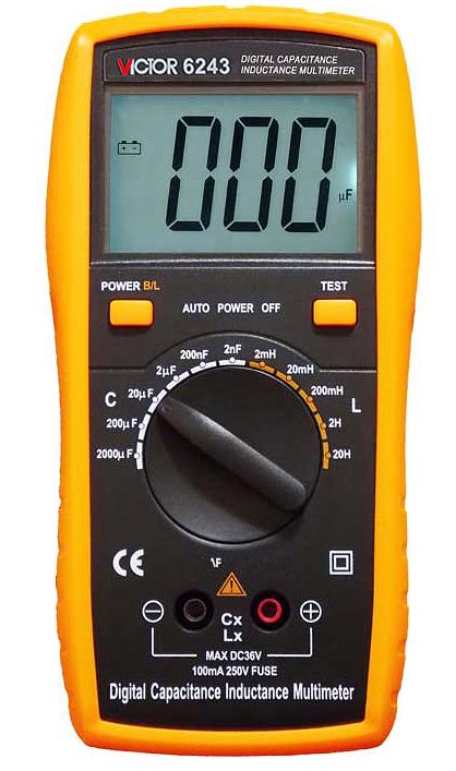 приборы измерения емкости и индуктивности анкета для
